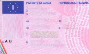 assicurazione sulla patente